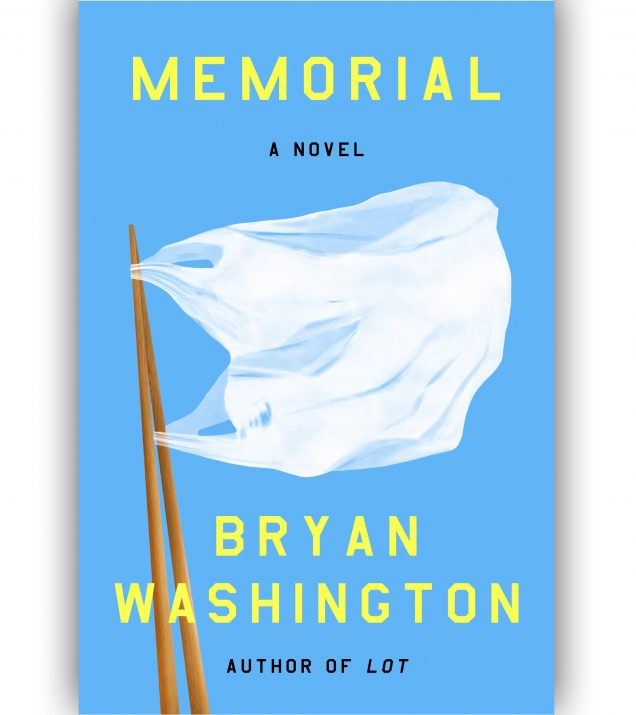 Memorial By Bryan Washington Book Cover