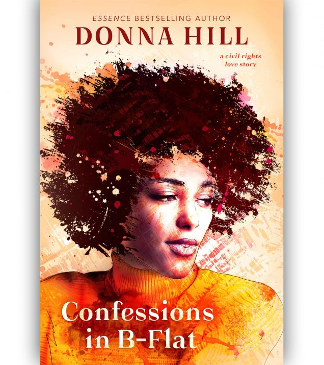Confessions In B-Flat By Donna Hill Book Cover