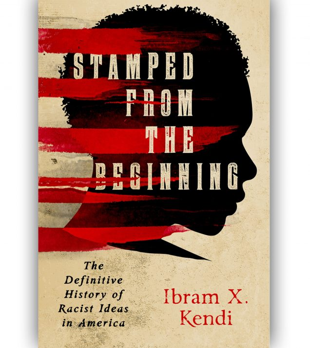 Stamped-From-The-Beginning Book Cover