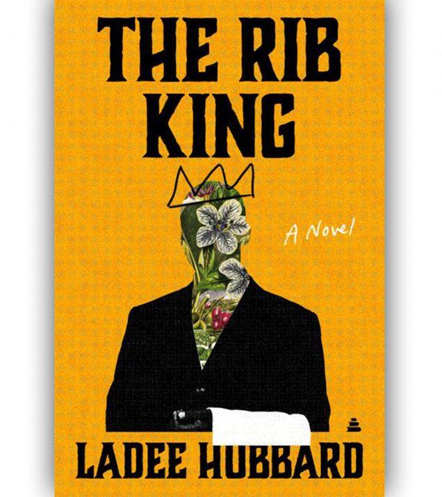 THE-RIB-KING-BYLADEE-HUBBARD BOOK COVER